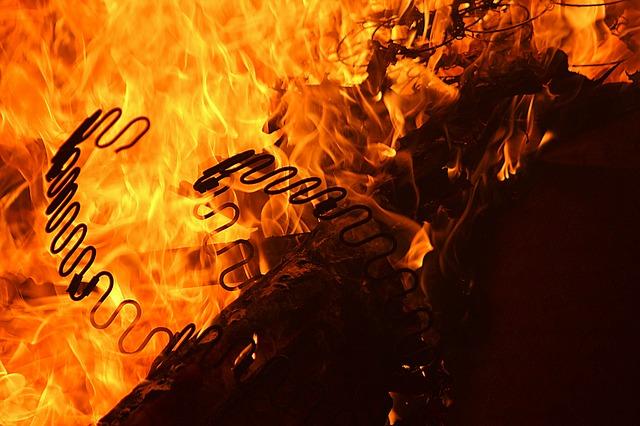 Qué hay que hacer ante un incendio en el hogar (II)