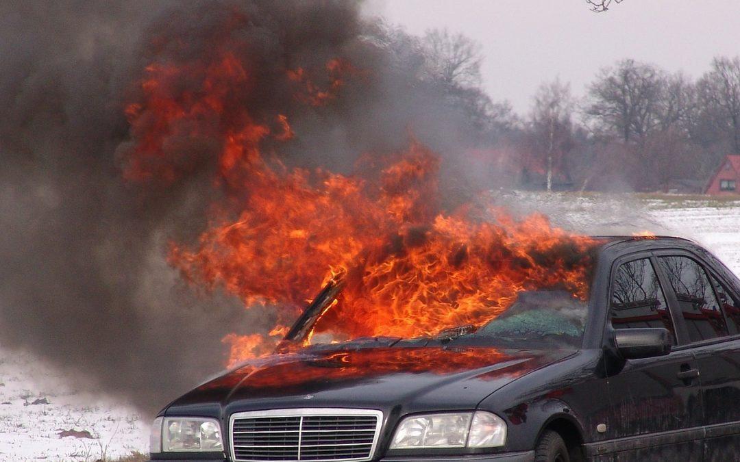 Prevención de incendios en automóviles (II)