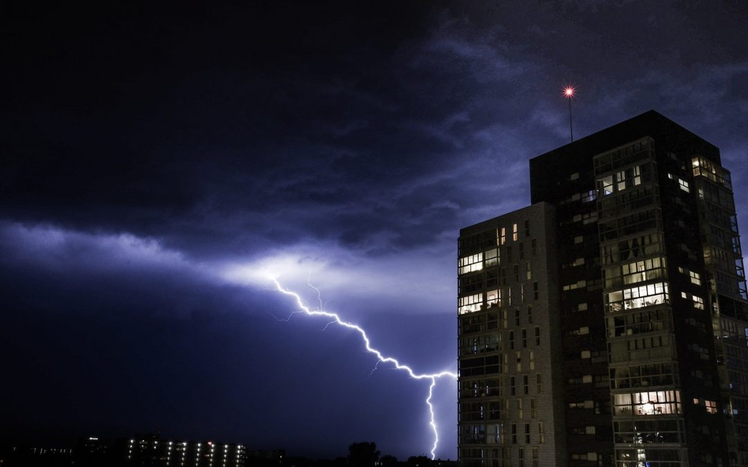 Protección contra rayos en tormentas (II)