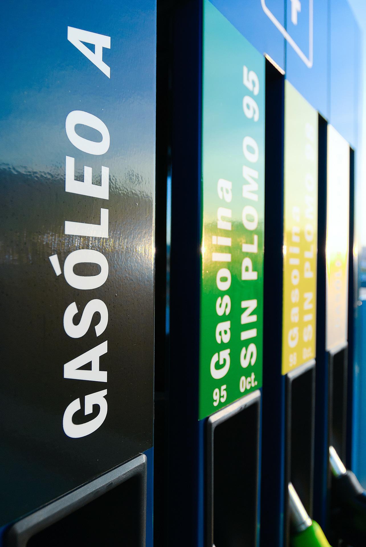 La estadística de los precios de la gasolina hoy